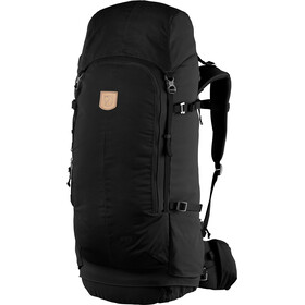 Fjällräven Keb 72 Backpack black-black
